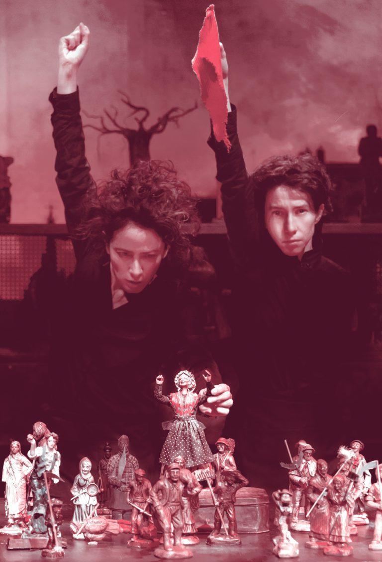 Les Espaces Culturels Thann-Cernay - Salle Relais Culturel - Les Misérables - vendredi 18 octobre 2019