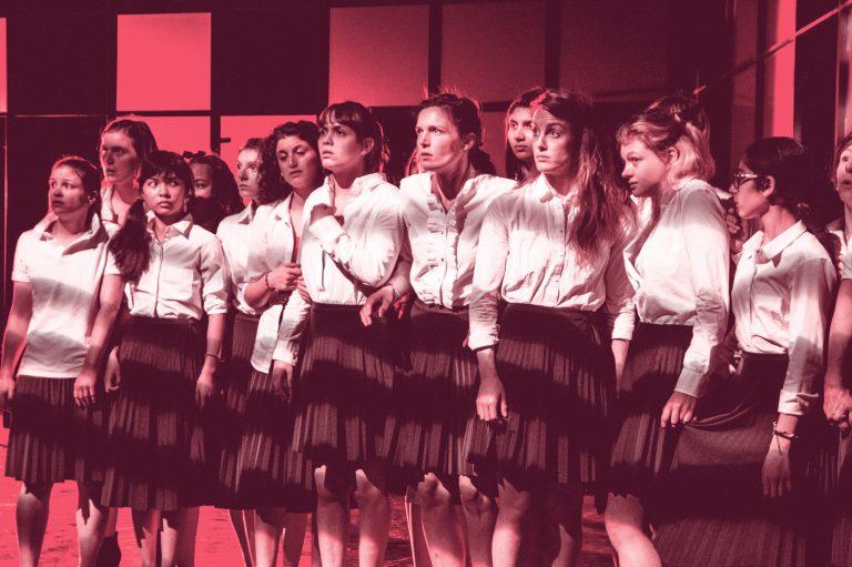 Les Espaces Culturels Thann-Cernay - Salle Relais Culturel - Ces filles-là - Cie Ariadne - théâtre - vendredi 22 novembre 2019
