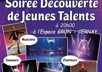 Soirée jeunes talents Lion's Club Thann-Cernay