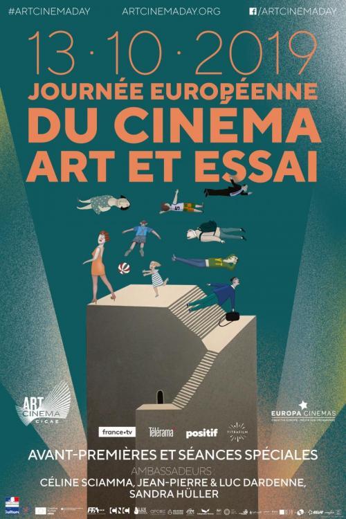 4e Journée Européenne du Cinéma Art et Essai