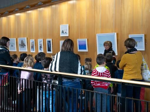 Ouverture de l'exposition Uummannaq