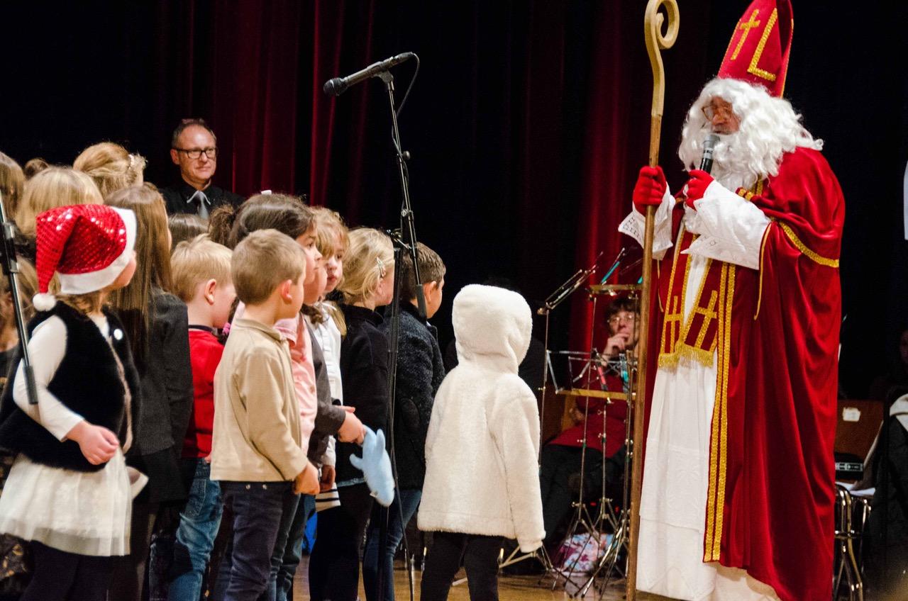 Concert de Noël de l'École Artistique Thann-Cernay