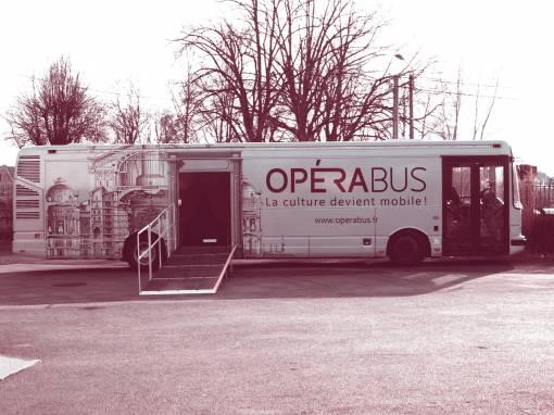 La gamme d'amour – Opérabus