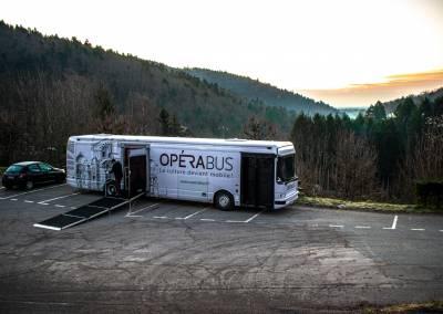 📷 La Gamme d'Amour – L'Opérabus dans les Vosges
