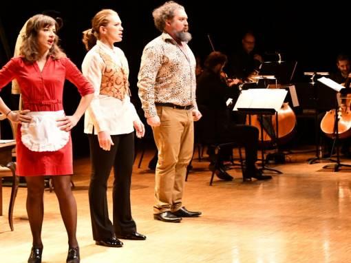 📰 Deux perles rares de Jacques Offenbach ont scintillé au Relais