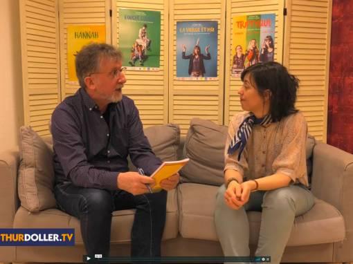 📰 Interview de Sandrine Pirès – Triptyque
