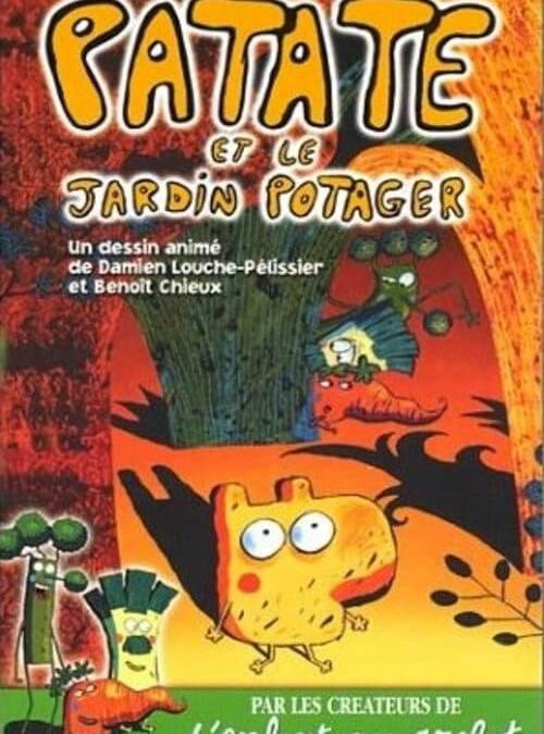 """Affiche du film """"Patate et le jardin potager"""""""