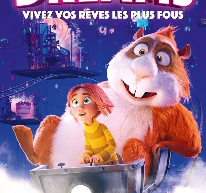"""Affiche du film """"Dreams"""""""
