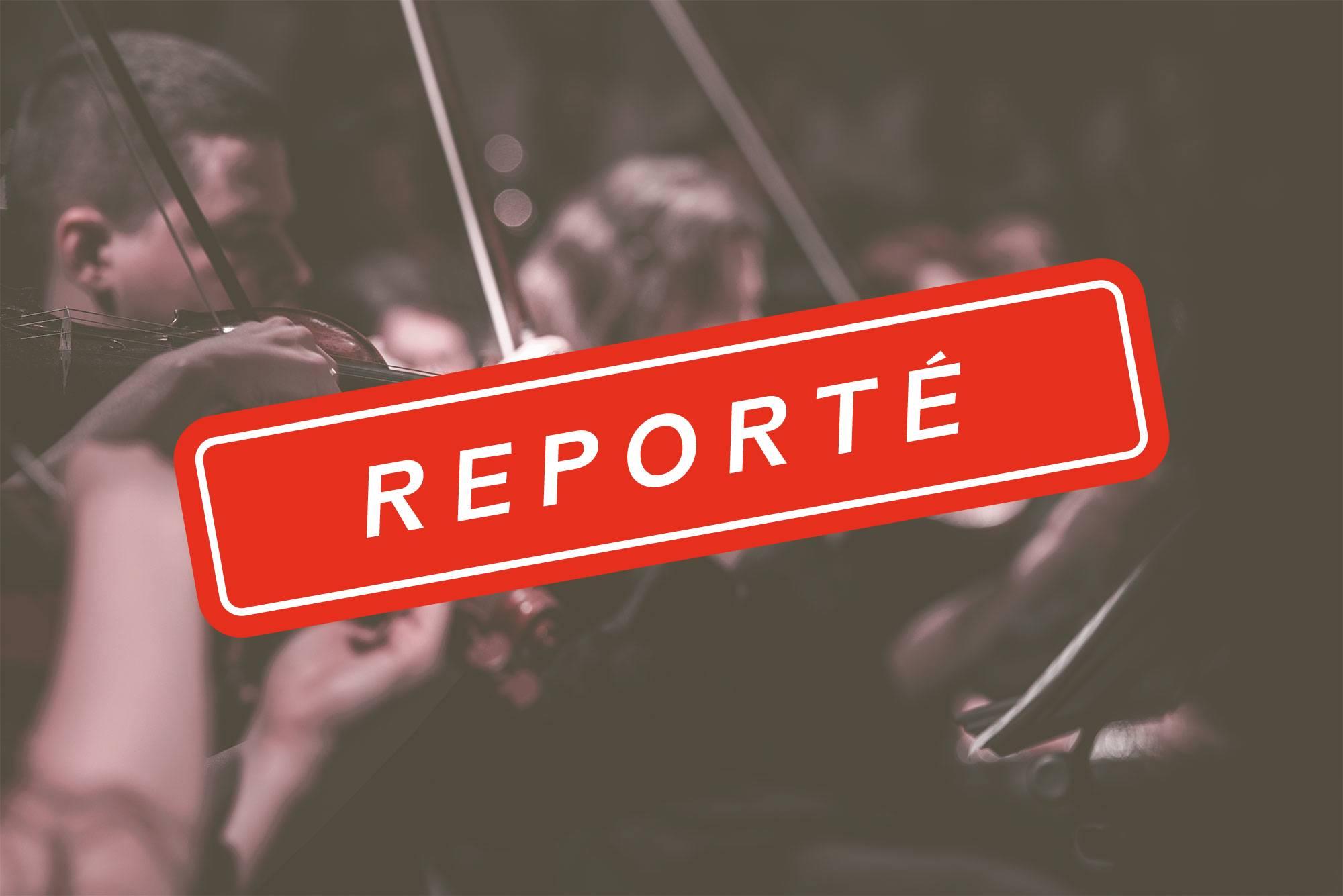 Concert du Nouvel An: L'esprit français [Reporté]