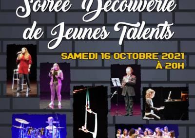 Soirée jeunes talents Lion's Club Thann-Cernay [2021]