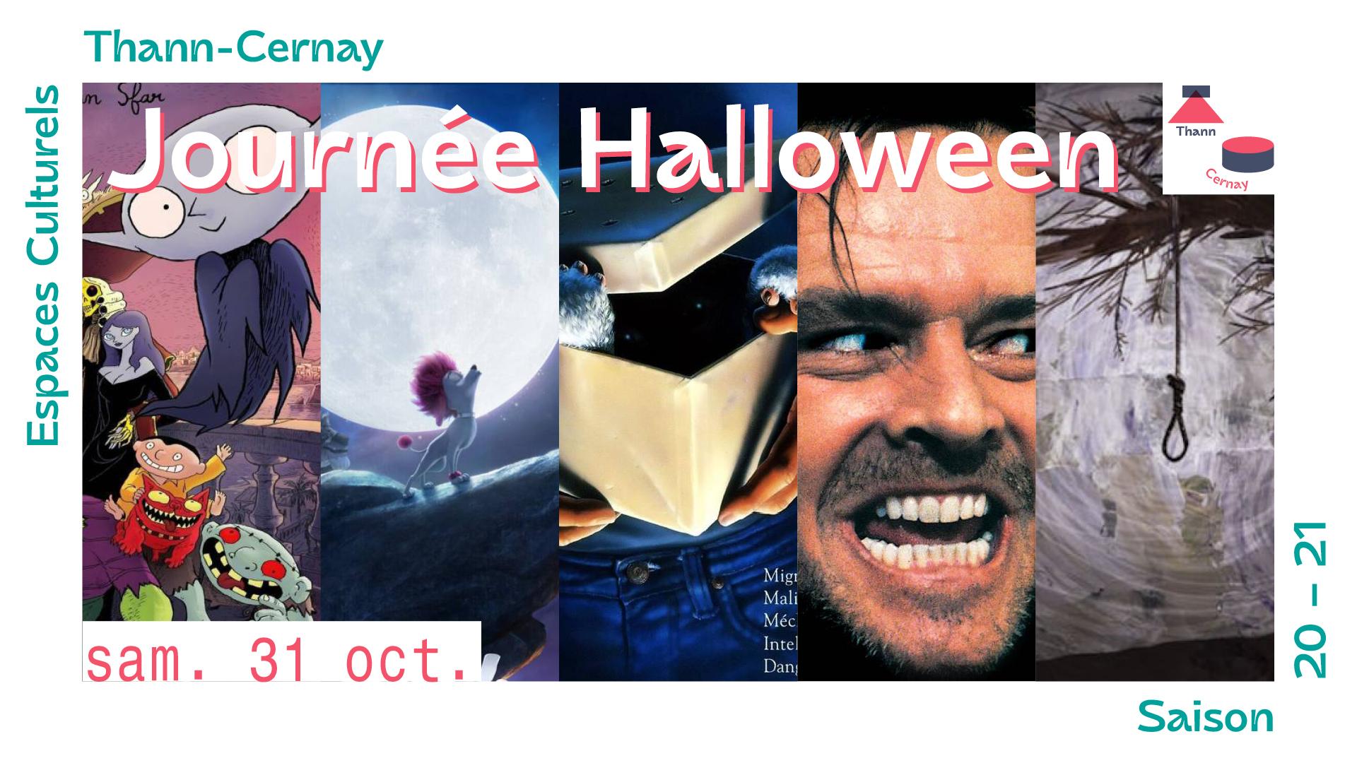 Journée Halloween 2020
