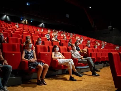 📷 Réunion des directeurs et directrices d'école à la salle Relais Culturel – sept. 2020