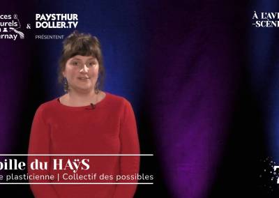 🌟 À l'Avent-scène [EP 7#] – Interview – Sybille du HAÿS – Collectif des Possibles