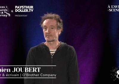 🌟 À l'Avent-scène [EP 8#] – Interview – Fabien JOUBERT- O'Brother Company