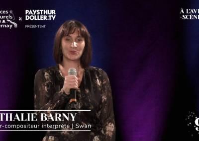 🌟 À l'Avent-scène [EP 9#] – Interview – Nathalie BARNY – Swan
