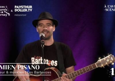 🌟 À l'Avent-scène [EP 12#] – Interview – Damien PISANO – Les Barboozes