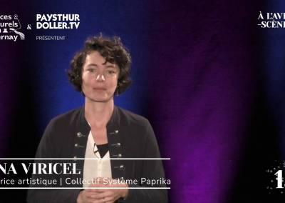 🌟 À l'Avent-scène [EP 13#] – Interview – Lena VIRICEL – Collectif Système Paprika