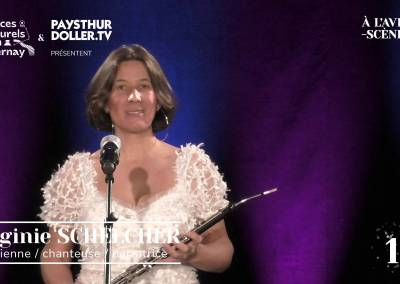 🌟 À l'Avent-scène [EP 15#] – Interview – Virginie SCHELCHER – musicienne / chanteuse / narratrice