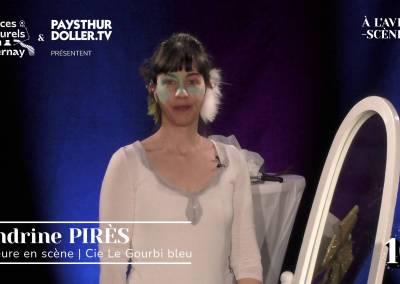 🌟 À l'Avent-scène [EP 16#] – Interview – Sandrine PIRÈS – Cie Le gourbi Bleu