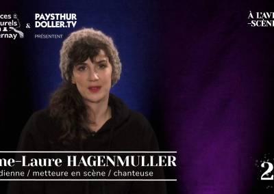 🌟 À l'Avent-scène [EP 20#] – Interview – Anne-Laure HAGENMULLER – Cie L'indocile
