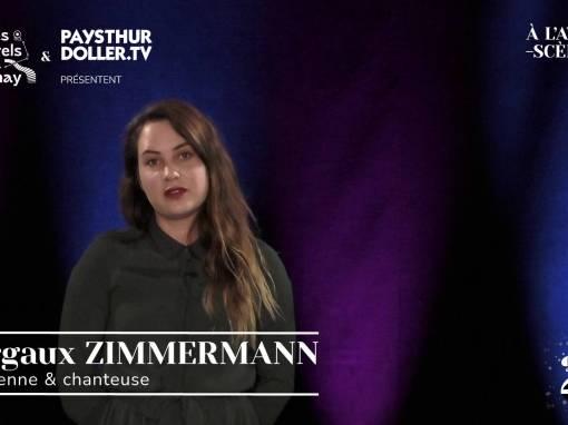 🌟 À l'Avent-scène [EP 21#] – Interview – Margaux ZIMMERMANN – comédienne